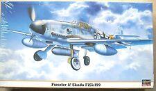 Hasegawa 1/48 Fieseler & Skoda FiSk 199