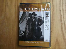 The Civil War: A Nation Divided American Heritage Series (DVD,2010) New