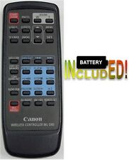 CANON Camcorder Wireless Remote WL-D80 ++FREE SHIP++