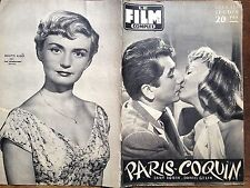 "LE FILM COMPLET 1957 N 508 "" PARIS COQUIN "" DANY ROBIN- DANIEL GELIN ."