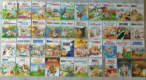 Asterix Bände 1-38 ,Sonderbände und komplette Sätze zum aussuchen,TOP ZUSTAND
