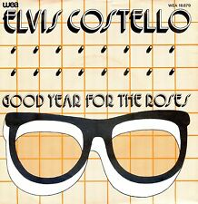 7inch ELVIS COSTELLO good year for the roses HOLLAND 1981 EX
