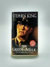 The Green Mile by Stephen King (Pocket Books Paperback • 1999 • Movie Tie-In)
