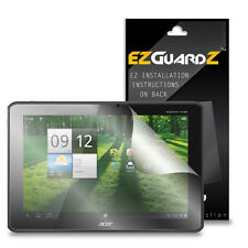 "1X EZguardz Screen Protector Shield HD 1X For Acer Iconia Tab A701 10.1"" Tablet"