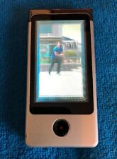 Sony Touch MHS-TS10 Bloggie Camcorder - Silver~~MINT~~