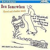 EXAUDI - BCMG-Howard Skempton - Ben Somewhen  CD NEW