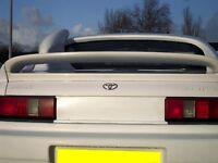 New Smooth rear Clusters Center Panel Toyota MR2 mk2 SW20 REV1 REV2 2.0L