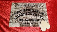 Tabla Ouija hoja laminada + Planchuela extraño Magic Jack el Destripador en Londres