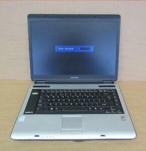 """Toshiba Satellite Pro A100 15.4"""" Celeron M360 1.4Ghz 256MB 40GB XP ProCOA Laptop"""