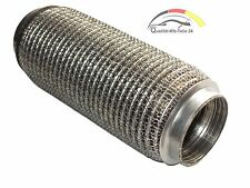 Flexible Tube Piece Softflex Superflex Corrugated Pipe Front 1 31/32x7 7/8in