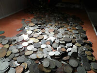 150 world Old English Coins.large lot mixed coins all sorts