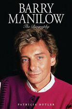 Barry Manilow The Biography Book New 000335782