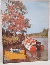 Vintage 1966 Northern Broadcaster Vacation Travel Guide Wisconsin Maps Flambeau