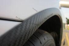 für SUZUKI tuning felgen 2x Radlauf Kotflügel Leisten Verbreiterung CARBON 25cm