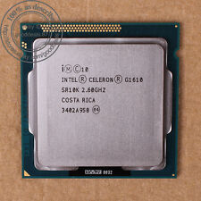 Intel Celeron Dual-Core G1610 - 2.6 GHz (BX80637G1610) LGA 1155 SR10K CPU 5 GT/s