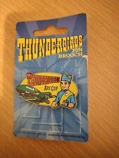 Thunderbirds Collectable Vintage Pin Brooch No 3