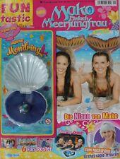 Mako Einfach Meerjungfrau Magazin + Magischer Mondring / Original Ring a.d Serie