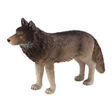 MOJO Timber Wolf Standing Animal Figure 387025 NEW IN STOCK