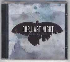 OUR LAST NIGHT - We Will All Evolve - CD - buone condizioni
