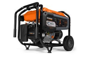 Generac 7672 - GP6500 Portable Generator with Cord, 49 State l Certified Refu...