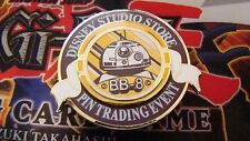 Disney Studio Store Star Wars The Force Awakens BB-8 Trading Event Pin! LE700