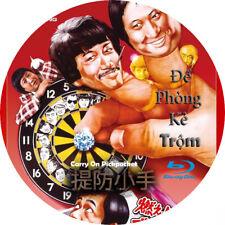 DE PHONG KE TROM - Phim Bo Hong Kong Blu-ray - USLT / SAMMO HUNG