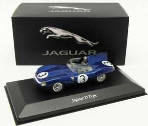 Jaguar D-Type  1:43 Atlas