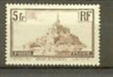 "FRANCE STAMP TIMBRE N° 260 a "" MONT SAINT MICHEL 5F TYPE I "" NEUF xx LUXE"
