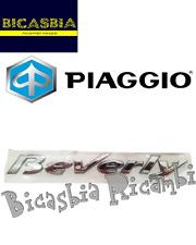 656743 - PLATTE SEITE SEITE PIAGGIO 125 250 300 400 500 BEVERLY TOURER