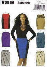 Butterick B5566 Misses' Skirt by Spotlight 6 - 12