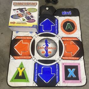 UNIVERSAL! Pelican Video Game Dance Pad Mat: DDR, PS2, Xbox, And GAMECUBE