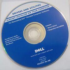1x disco de reinstalación de software de PC portátil de Dell DP: N 0GM487