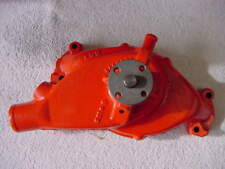 1968 # 3856284 Water Pump - Date Code A118 Corvette