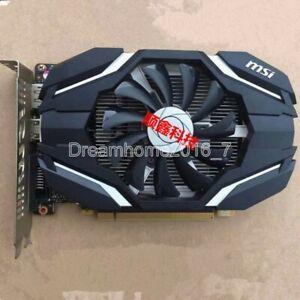 MSI NVIDIA GeForce GTX1050Ti 4GB DDR5 DP/DVI/HDMI PCI-Express Video Card
