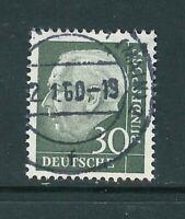 BRD Michel-Nr. 259x - zentrisch gestempelt - Vollstempel