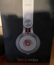 Monster Beats Mixr On Hear Headphones White