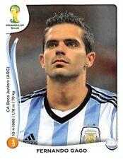stickers Panini coupe du monde Brésil 2014 - N° 422