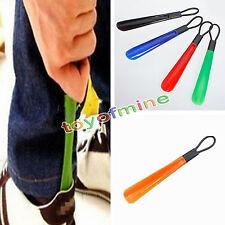 1X PRO Plastic Shoe Horn Shoehorn Flexible Long Handle Shoes Remover Spoon 28cm