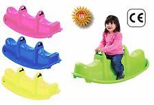 Dondolo per bambini 3 posti da giardino gioco per bambini peso Max 90Kg 47-506