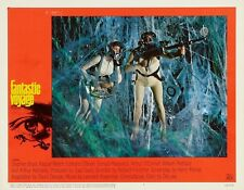 "Fantastic Voyage Lobby Card Movie Poster Replica 11x14"" Photo Print"