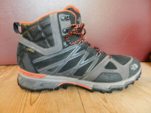 North Face Mens M Ultra Hike II Mid Gore-Tex Low Rise Boots UK Size 9