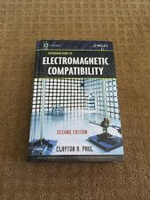 *New* Introduction to Electromagnetic Compatibility 2nd Edition Hard Cover + CD