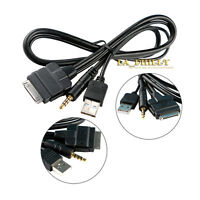 USB 3.5MM INTERFACE CABLE FOR PIONEER CORD CD-IU50V IPOD IPHONE 4 4S