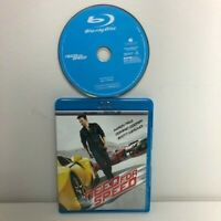 Need for Speed Blu Ray Disc Movie Artwork And Case Aaron Paul Dominic Cooper