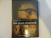 The Good Shepherd (DVD, 2007) - Matt Damon, Angelina Jolie - NEW, FREE Shp  AB19