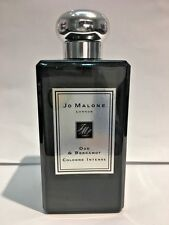 Jo MaLONE London OUD & BERGAMOT Cologne Intense Spray 3.4 oz 100 ml NEW UNBOX