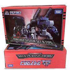 Takara Tomy  Transformers Diaclone 1/60 Scale DA-03 Powered System Set B Type