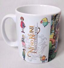 Ni No Kuni - Wrath Of The White Witch - Coffee MUG CUP - Anime - Studio Ghibli