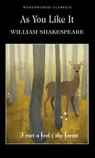 As You Like It (Wordsworth Classics) by William Shakespeare, NEW Book, FREE & FA