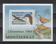 TIMBRE STAMP BLOC ILE MONTSERRAT Y&T#47 OISEAU BIRD NEUF**/MNH-MINT 1988 ~B72
